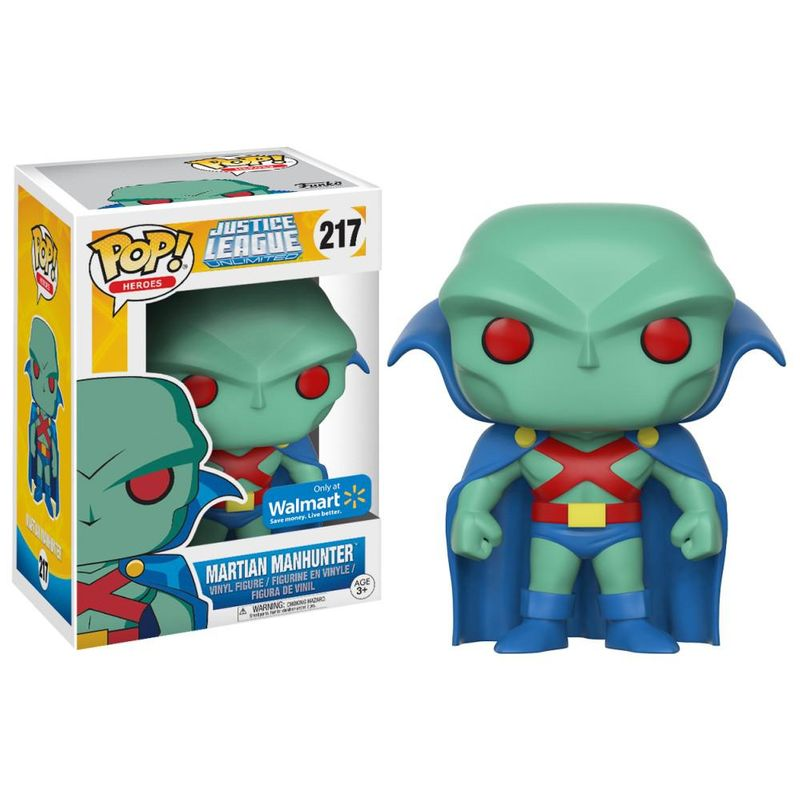 Martian Manhunter (Animated)