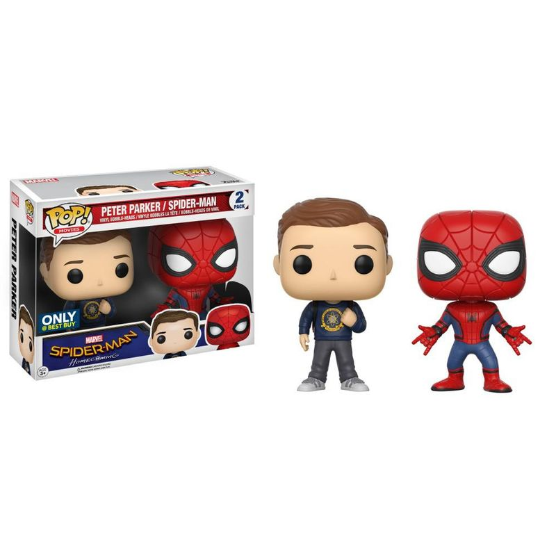 Peter Parker & Spider-Man (Homecoming) (2-Pack)