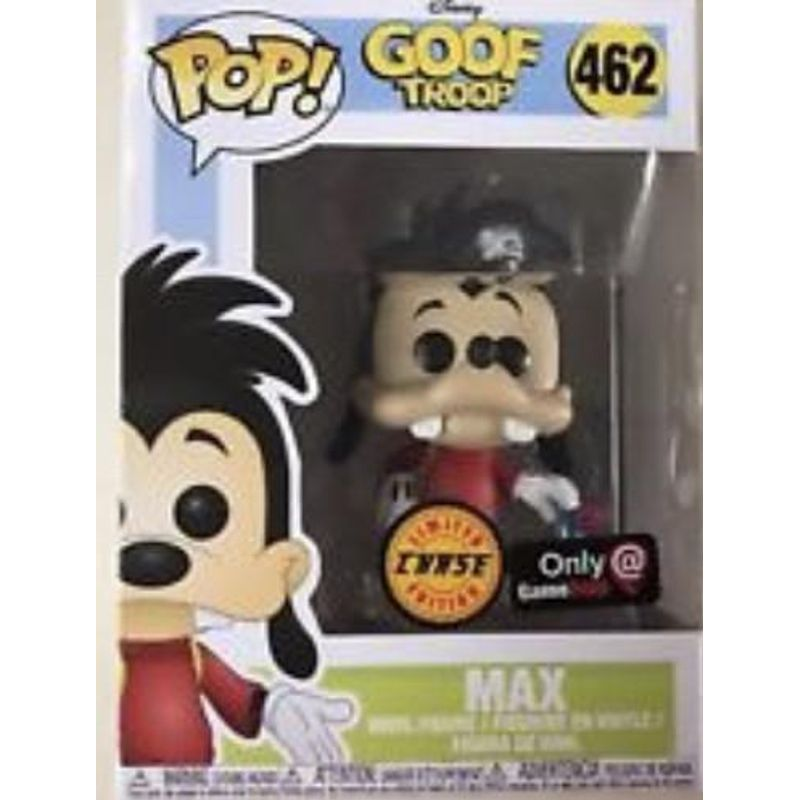 Max (Goof Troop) (with Skateboard)
