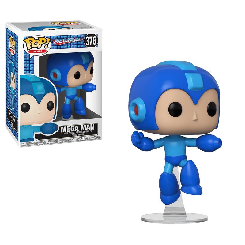 Mega Man (Action Pose)