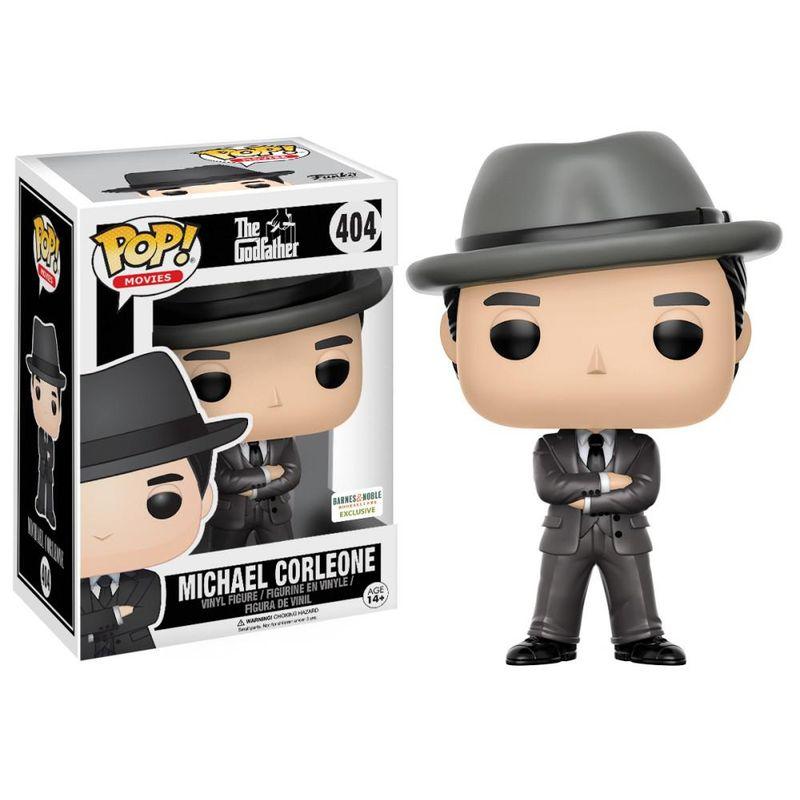 Michael Corleone (Gray Suit) (Hat)