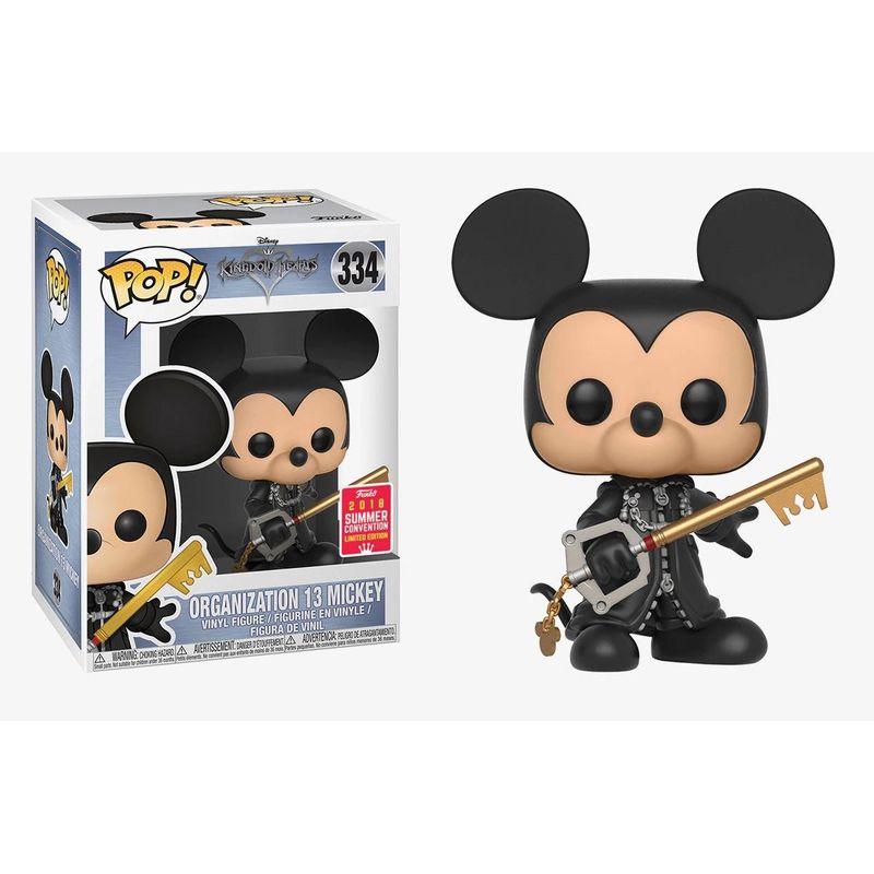 Mickey (Organization 13) (Unhooded) [Summer Convention]