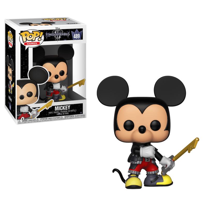 Mickey (Kingdom Hearts III)