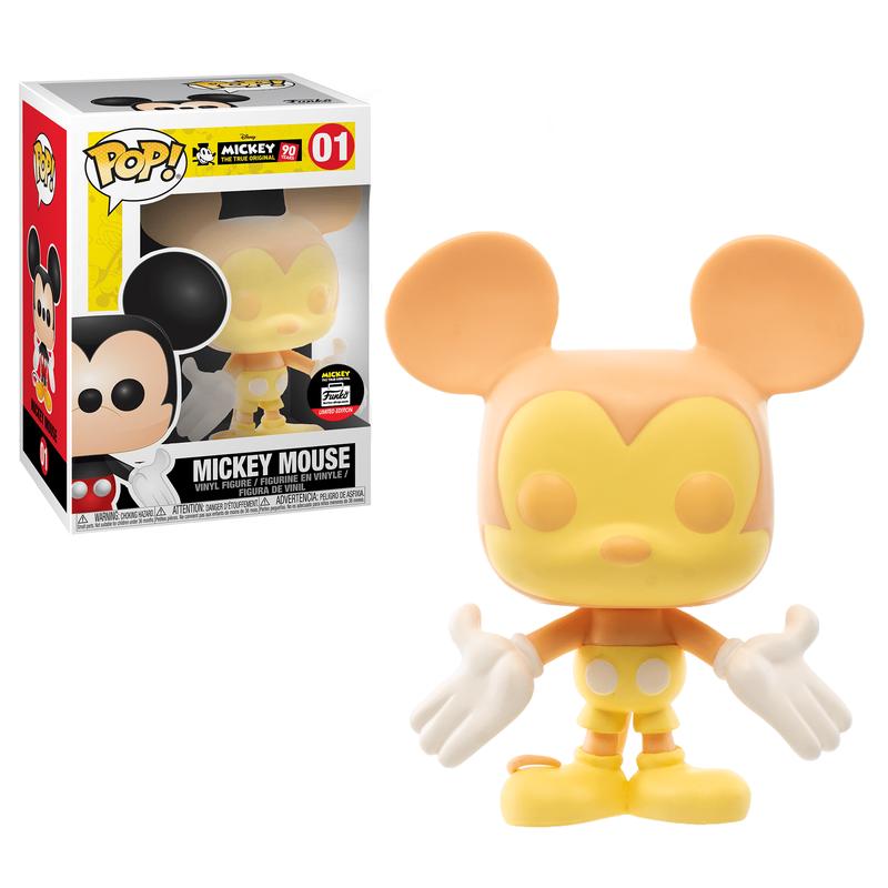 Mickey Mouse (Peaches & Cream) [Funko-Shop]