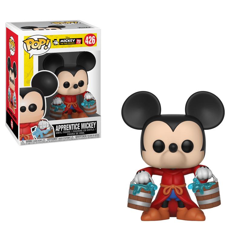 Apprentice Mickey