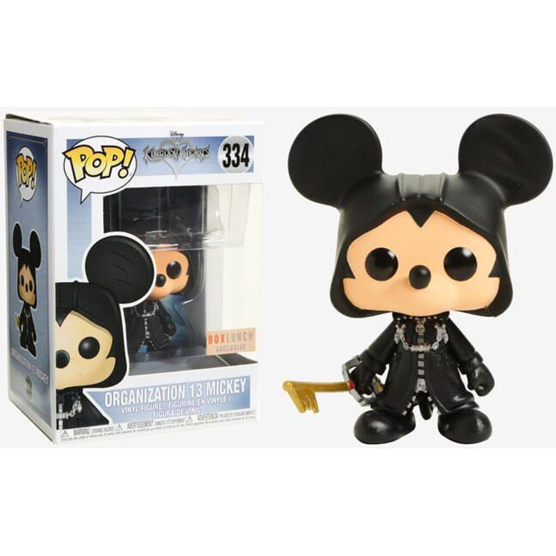 Mickey (Organization 13)