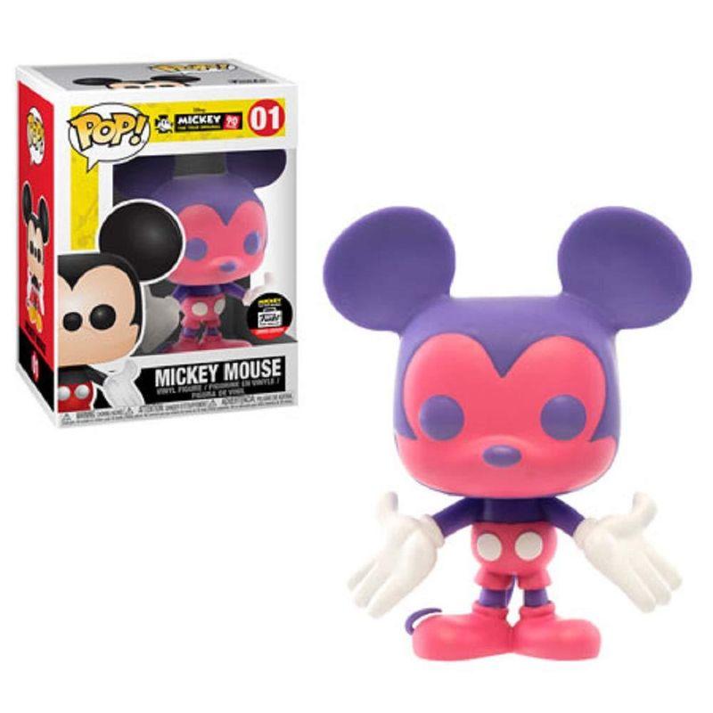 Mickey Mouse (Pink & Purple) [Funko-Shop]