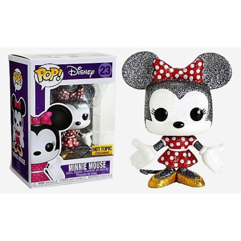 Minnie Mouse (Diamond Collection)