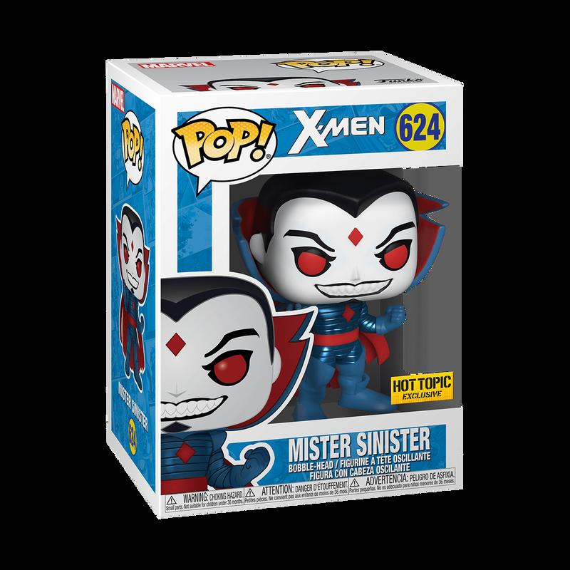 Mister Sinister (Metallic)