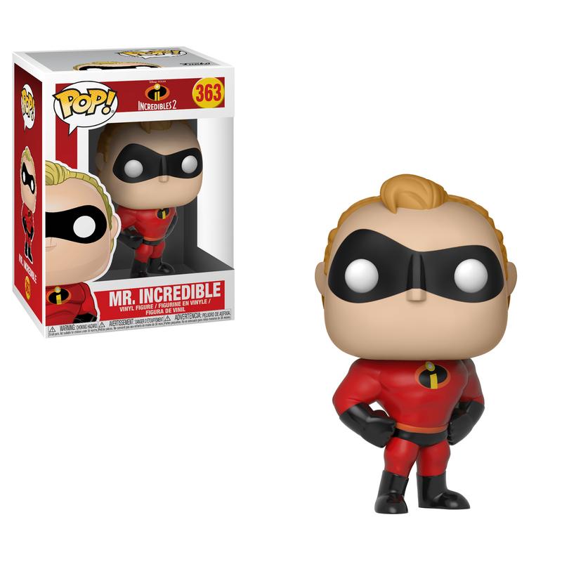 Mr. Incredible (Incredibles 2)
