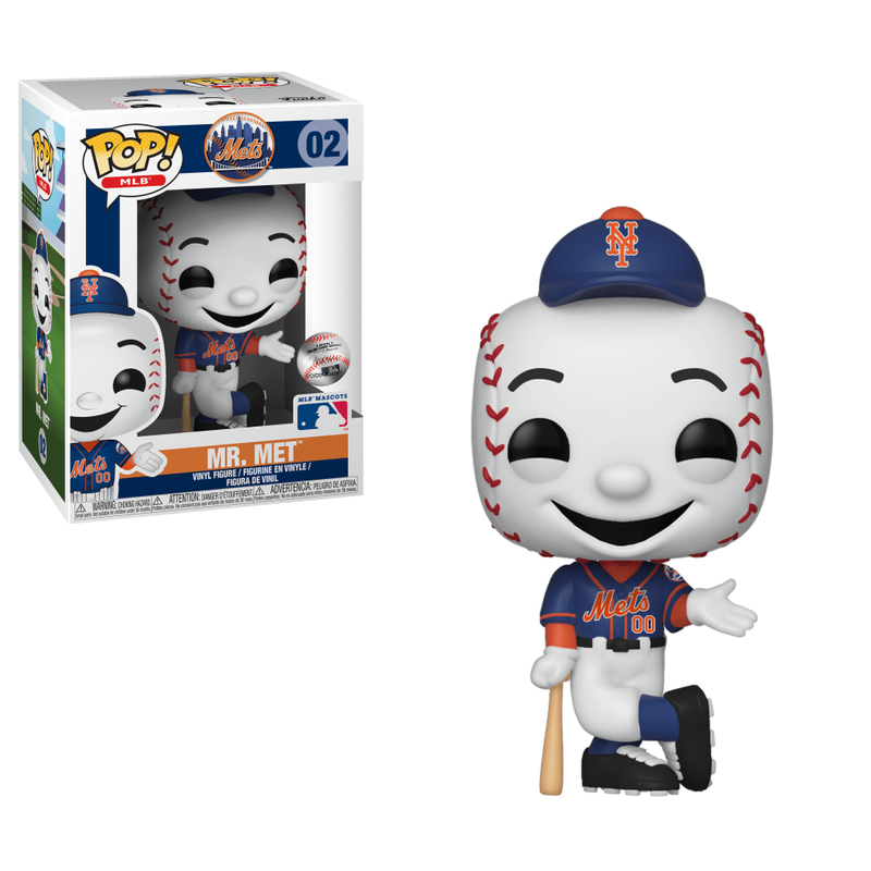 Mr. Met (Alternate Uniform)