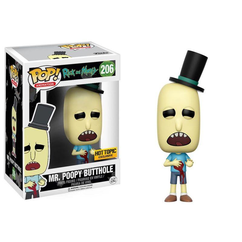 Mr. Poopy Butthole (Gunshot)