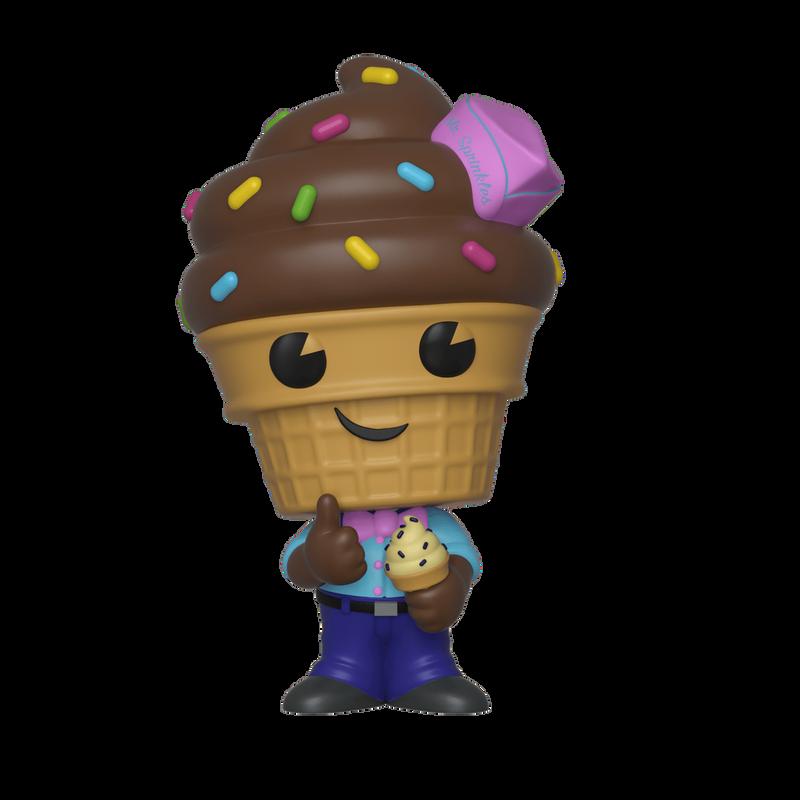 Mr. Sprinkles (Chocolate)