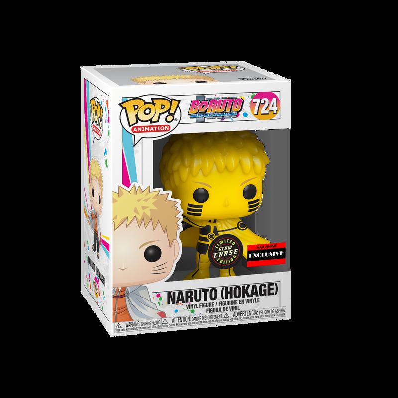 Naruto (Hokage) (Chase) (Glows in the Dark)