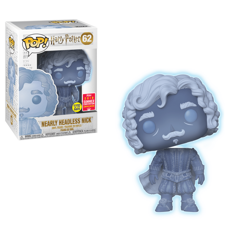 Nearly Headless Nick (Glow In The Dark) [Summer Convention]