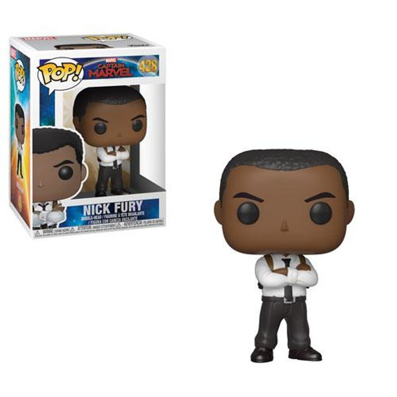 Nick Fury (Suit)