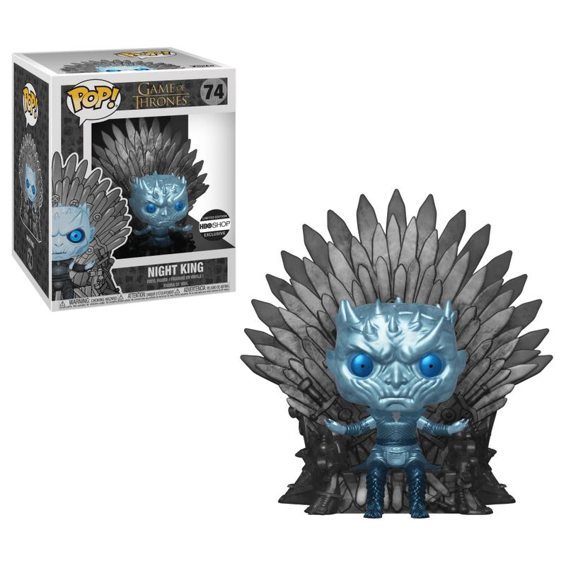 Night King (Iron Throne) (Metallic)