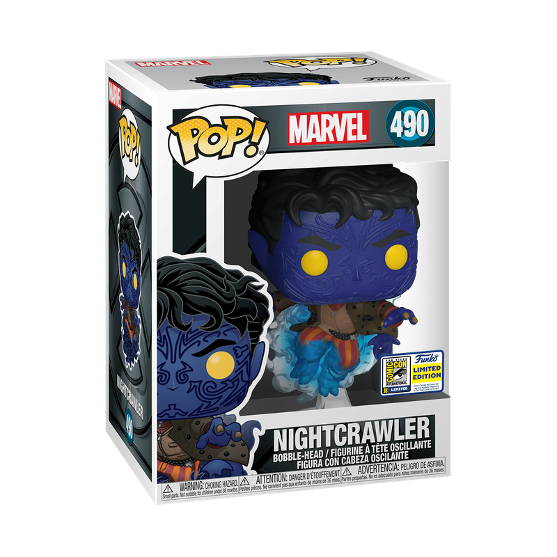 Nightcrawler (Flying) [SDCC]