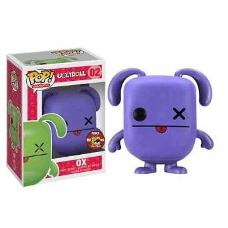 Ox (Purple)