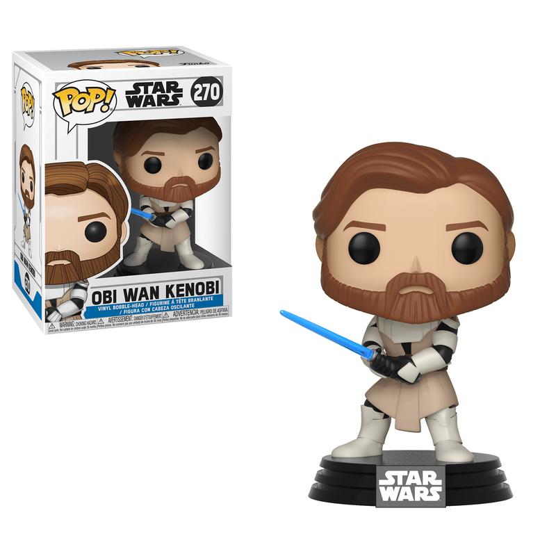 Funko POP! Star Wars #214 Obi-Wan Kenobi - Smugglers
