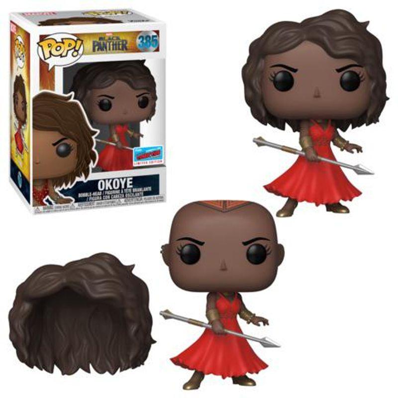 Okoye (Red Dress) [NYCC]