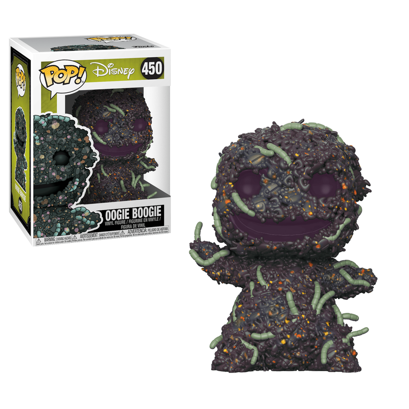 Oogie Boogie (Without Sack)