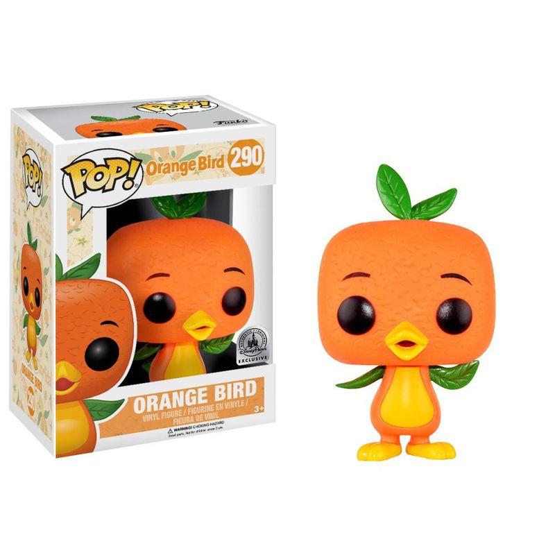 Orange Bird