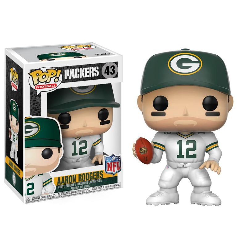 Aaron Rodgers (Color Rush)