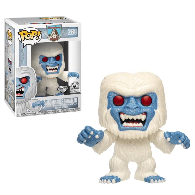 Abominable Snowman (Diamond Collection)