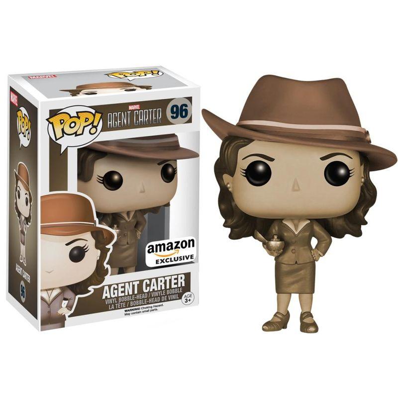 Agent Carter (Sepia Tone)