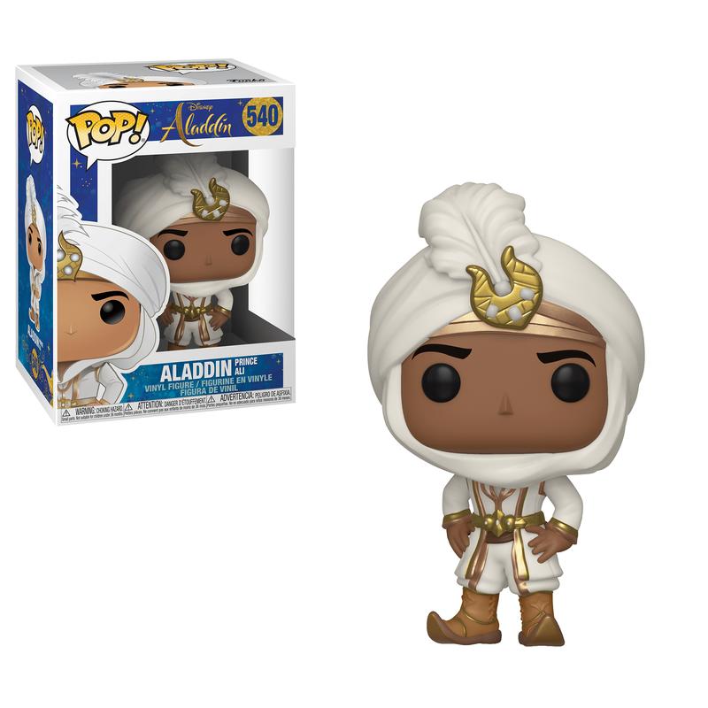 Aladdin Prince Ali