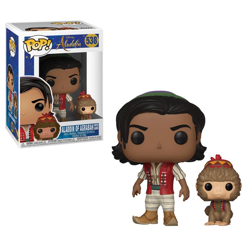 Aladdin Of Agrabah With Abu