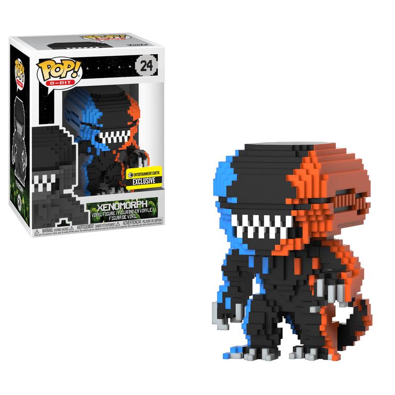 Xenomorph (Video Game Deco)