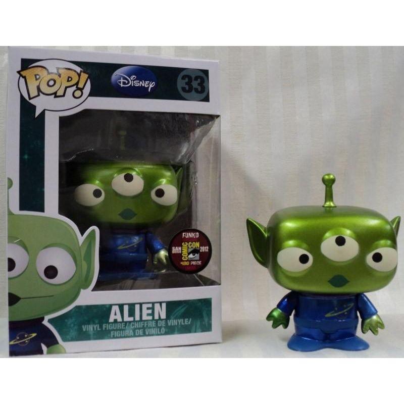 Alien (Metallic)