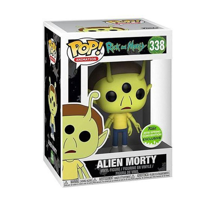 Alien Morty [Spring Convention]