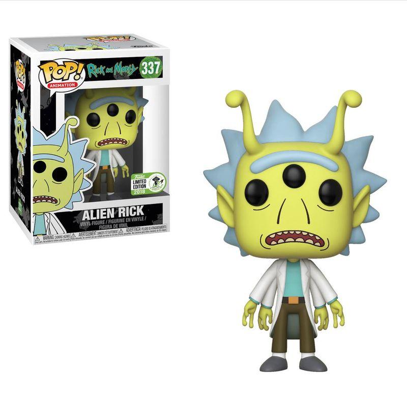 Alien Rick [ECCC]