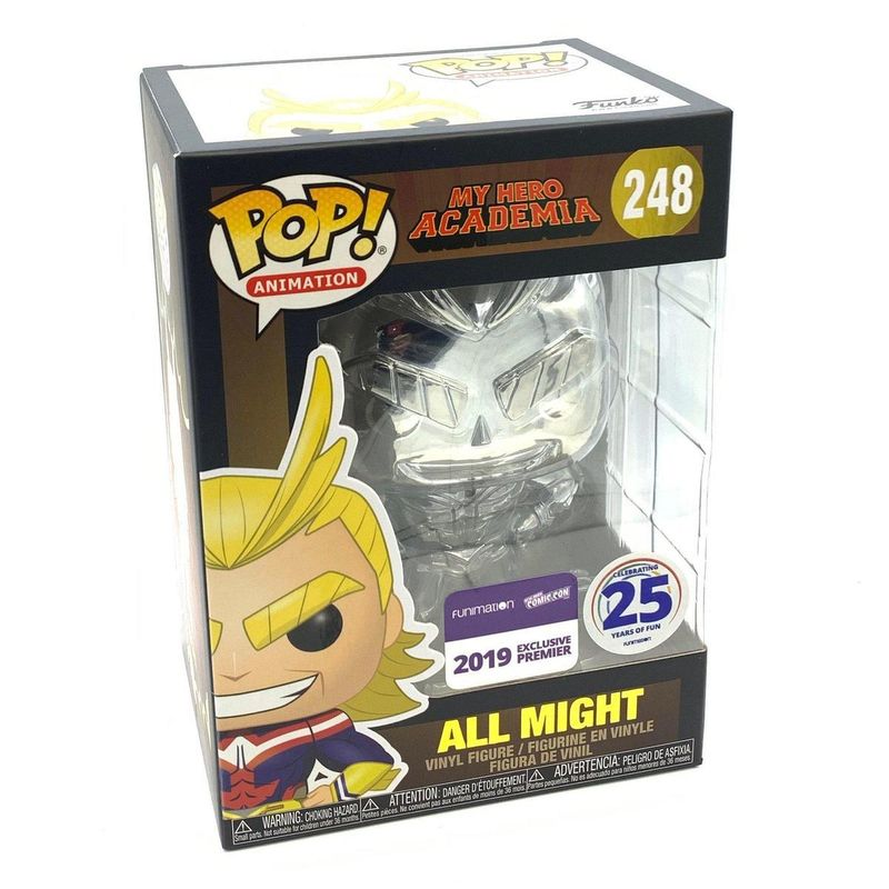All Might (Chrome) [NYCC Premier]