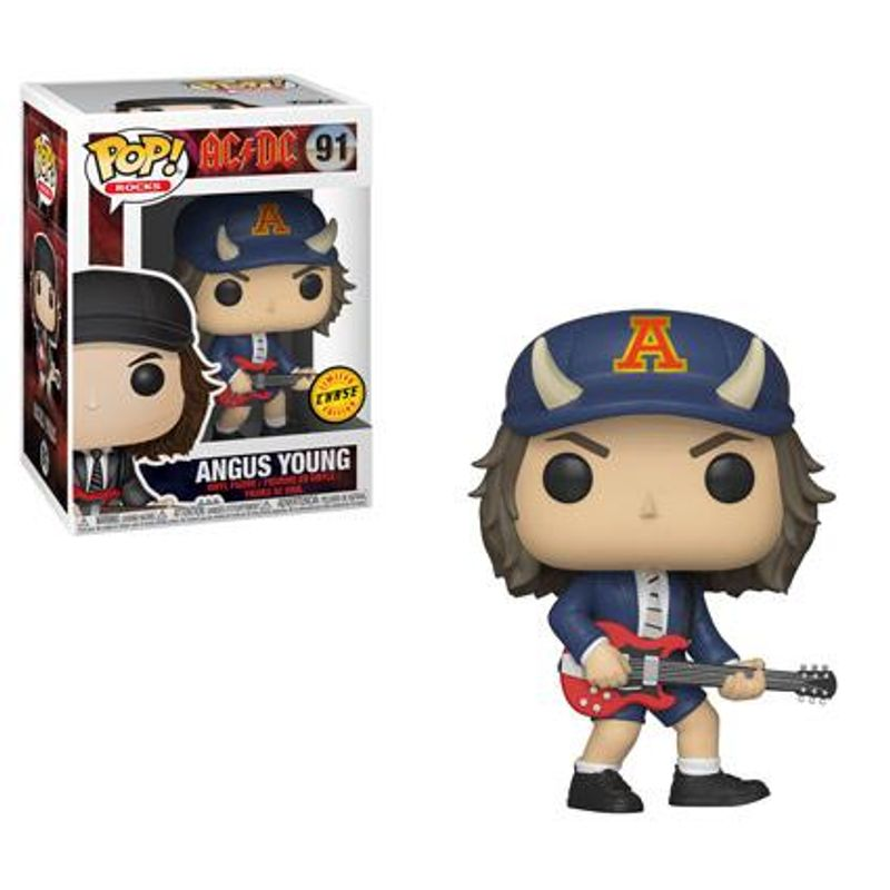 Angus Young (Devil Hat)