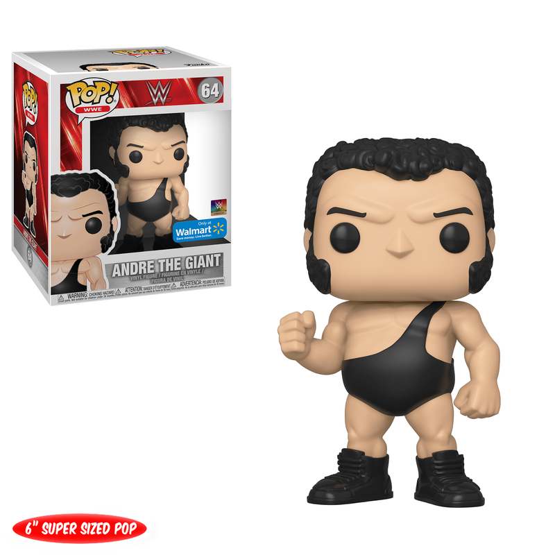 Andre the Giant (6-Inch)