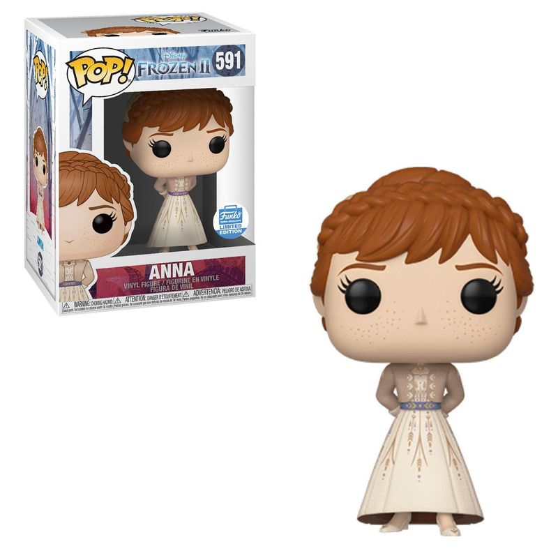 Anna (Frozen 2) (Dress)
