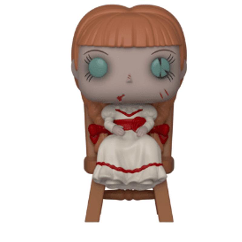 Annabelle (in Chair)