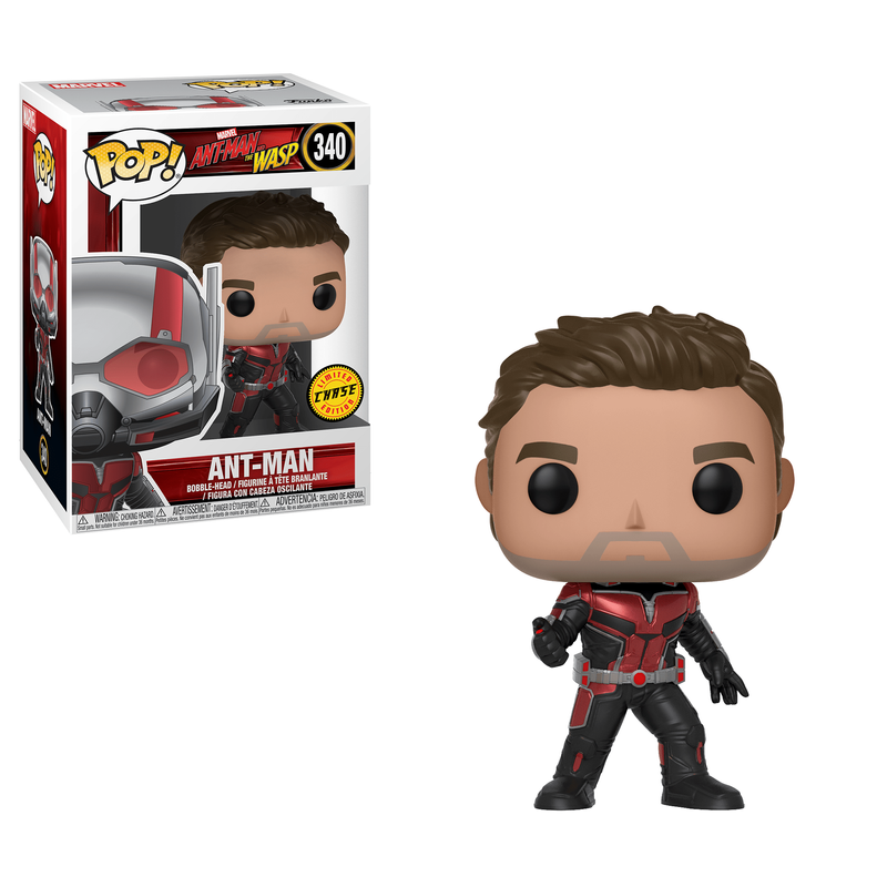 Ant-Man (Ant-Man And The Wasp) (Unmasked)