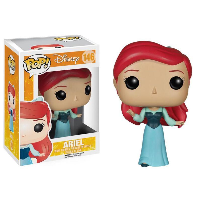 Ariel (Blue Dress)
