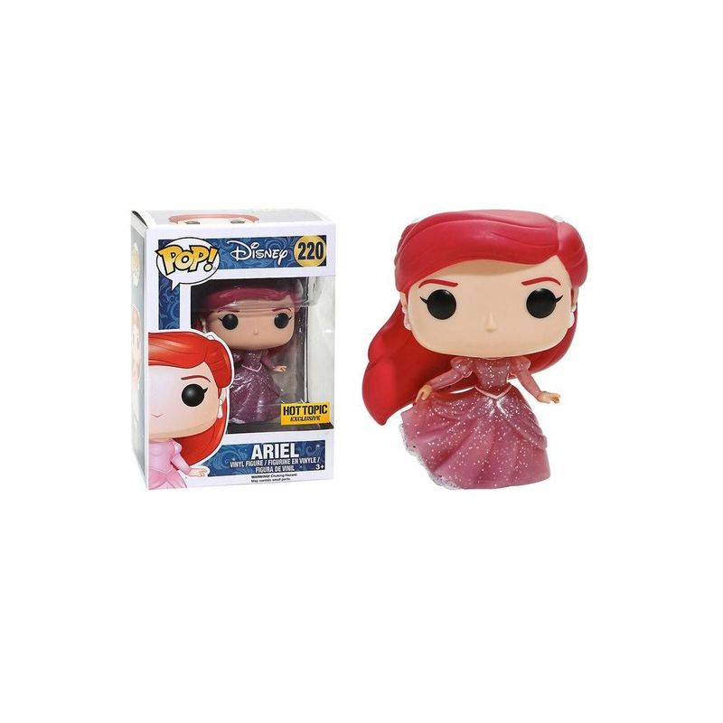 Ariel (Dancing) (Translucent) (Glitter)