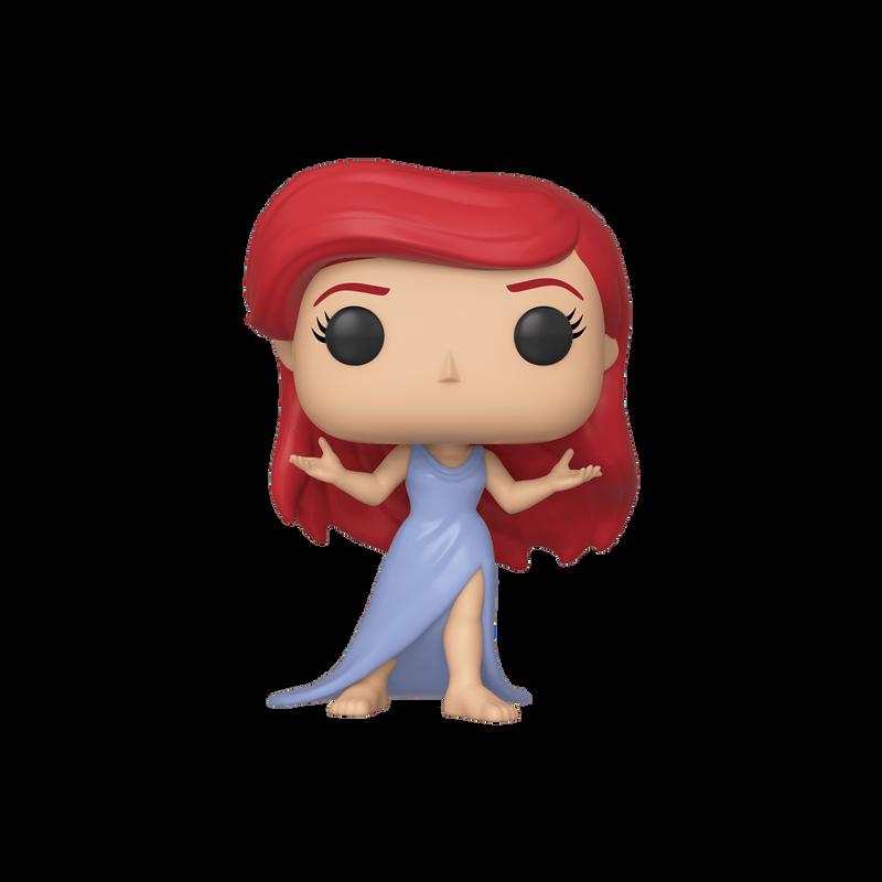 Ariel (Purple Dress)