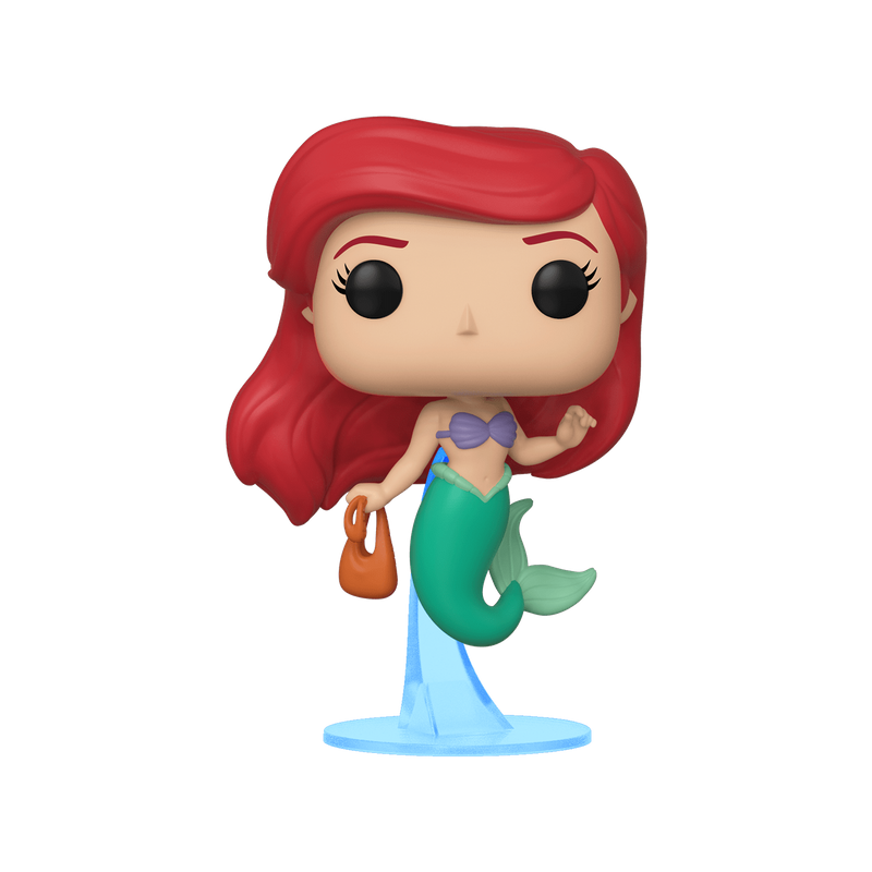 Ariel (with Bag)
