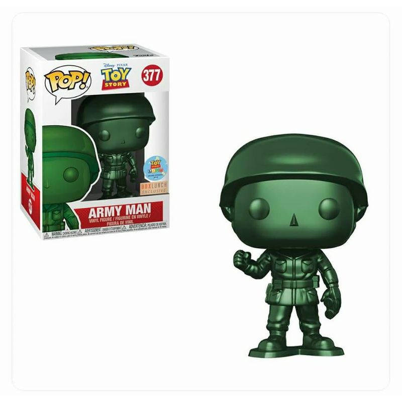Army Man (Metallic)