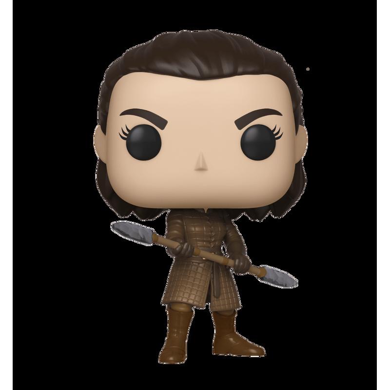 Arya Stark (w/ Two-Headed Spear)