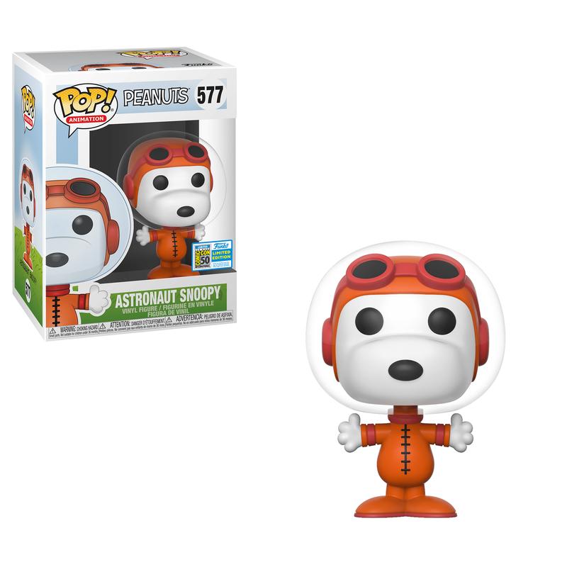 Astronaut Snoopy [SDCC]