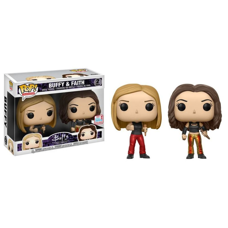 Buffy & Faith (2-Pack)